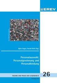 Cover Heft Nr.TPJ 26, Jahrgang 2019, 108 S.<br> Personalauswahl, Personalgewinnung und Personalbindung